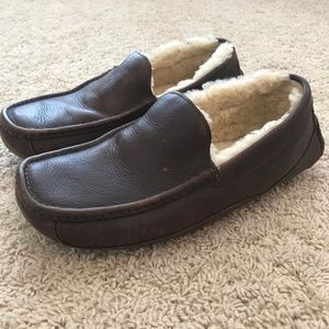 UGG Ascot Moccasin Slippers